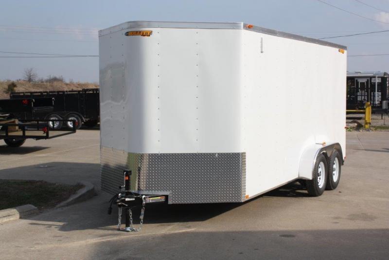 2020 Doolittle Trailer Mfg 7x16 Doolittle Cargo Trailer w/Ramp Door
