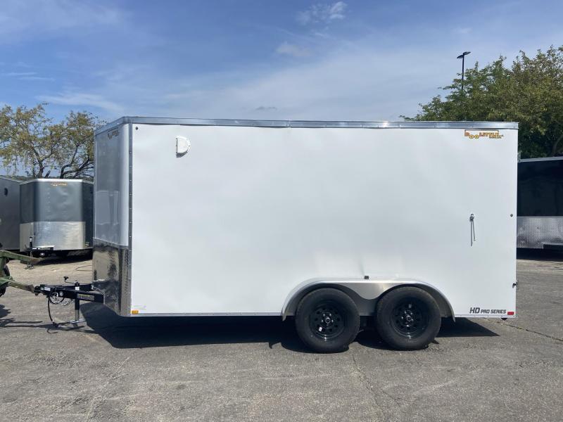 2022 Doolittle 7x14 Doolittle Cargo Trailer w/Double Doors