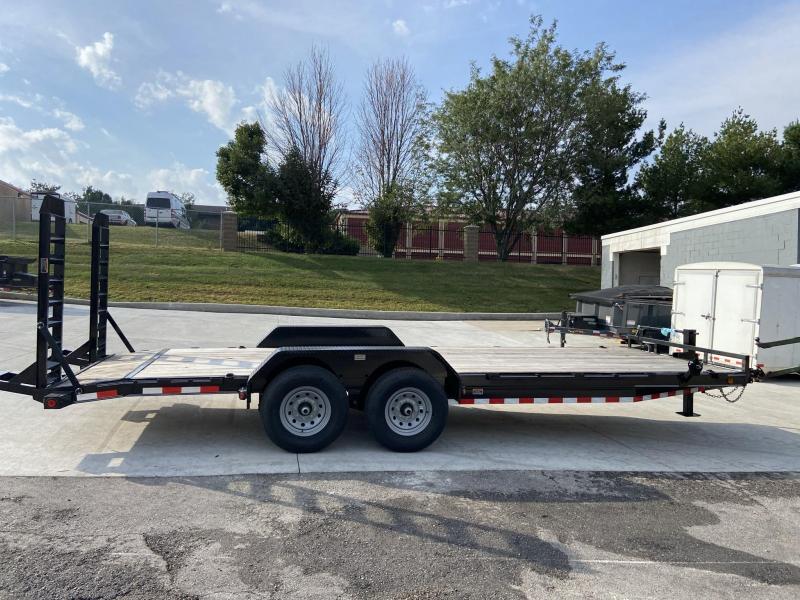 2021 Load Trail LT 83x22 CH Equipment Trailer