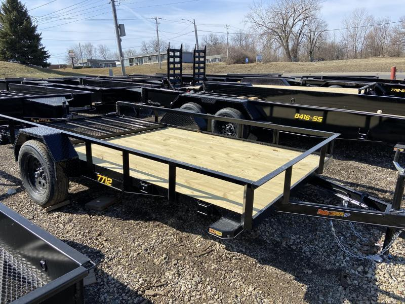 2021 Doolittle 77x10 Rally Sport Utility Trailer