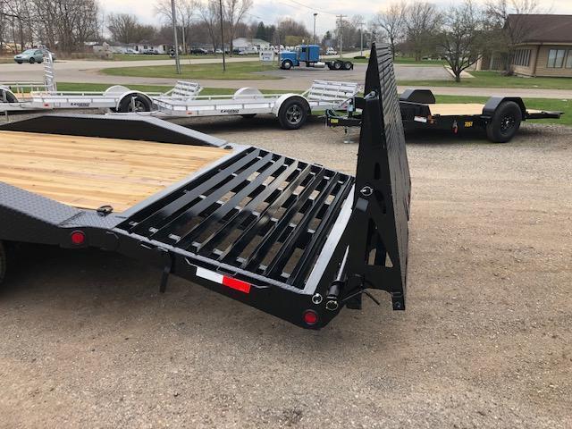 2021 Iron Bull 8.5x24 14k Superwide Equipment trailer Equipment Trailer