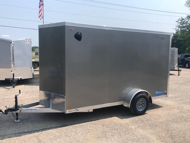2021 Legend Trailers 6X13TVSA30 Enclosed Cargo Trailer