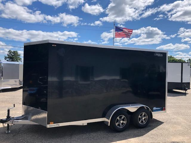 2021 Legend Trailers 7X16TV All Aluminum Enclosed Cargo Trailer
