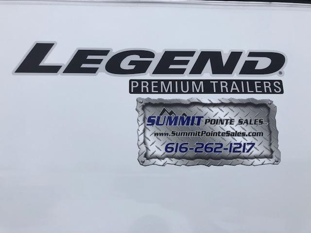 2021 Legend Trailers 7X17FTVTA35 Enclosed Cargo Trailer