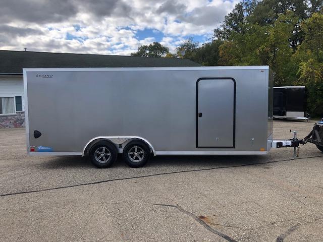 2021 Legend Trailers 8.5X22TVTA35 Enclosed Cargo Trailer