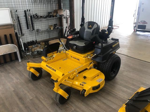 "2021 Hustler Raptor SDX 60"" Lawn Equipment"