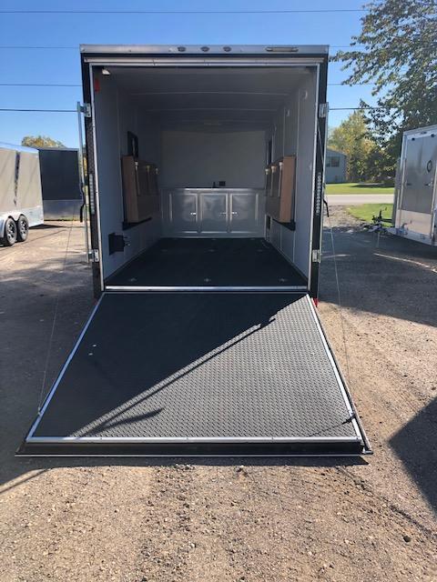 2019 Cargo Mate EHW718TA2 Enclosed Cargo Trailer