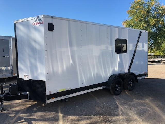 2019 Cargo Mate EHW718TA2 Enclosed Cargo Trailer