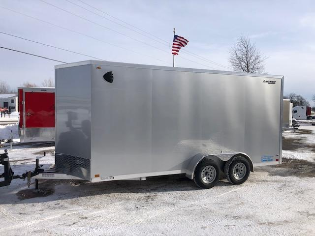 2021 Legend Trailers 7X18TVSA30 Enclosed Cargo Trailer