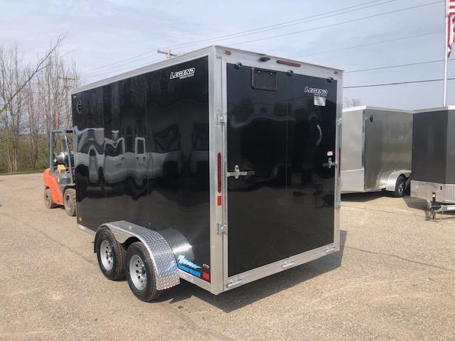 2022 Legend Trailers 7X14TVSA30 Enclosed Cargo Trailer