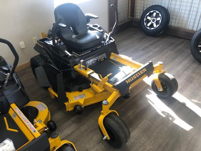 "2021 Hustler Raptor SDX 54"" Lawn Equipment"