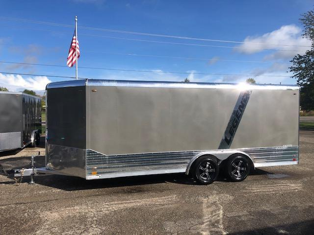 2021 Legend Trailers 8X21DVNTA35 Enclosed Cargo Trailer