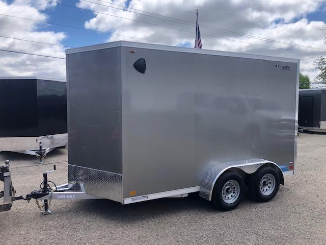2022 Legend Trailers 7X14TVSA30 Enclosed Cargo Trailer