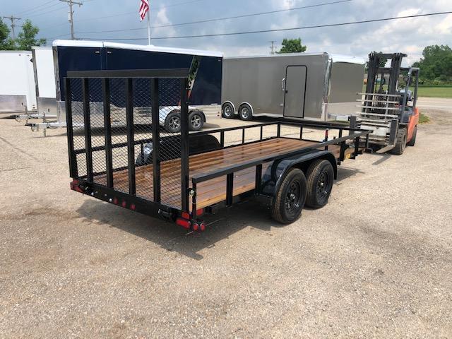 2022 Big Tex Trailers 60PI-16 Utility Trailer