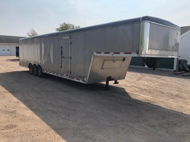 2016 RC Trailers RTT 8.5X41 Enclosed Cargo Trailer