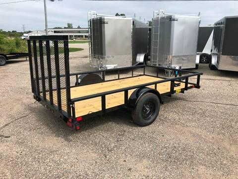 2021 Big Tex 6.5X12 OPEN UTILITY/LANDSCAPE TRAILER