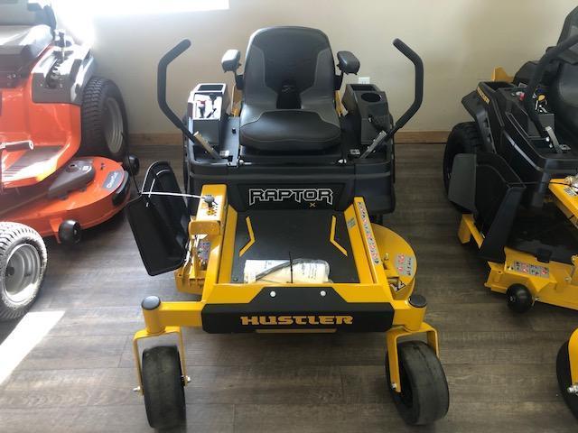 "2021 Hustler Raptor 42"" Lawn Equipment"