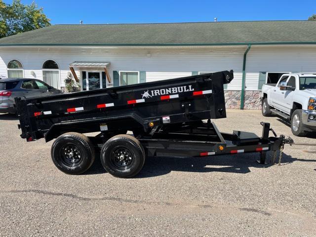 2022 Norstar 7x12 14k Scissor Lift Dump Trailer Dump Trailer