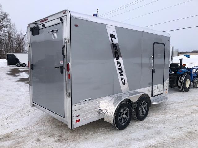 2021 Legend Trailers 7X17DVNTA35 Enclosed Cargo Trailer