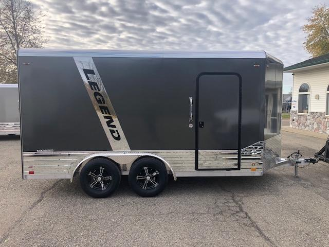 2021 Legend Trailers 8X17DVNTA35 Enclosed Cargo Trailer