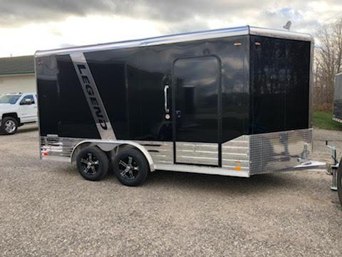 2021 Legend Trailers 8X17DVNTA35 Enclosed Cargo Trailer