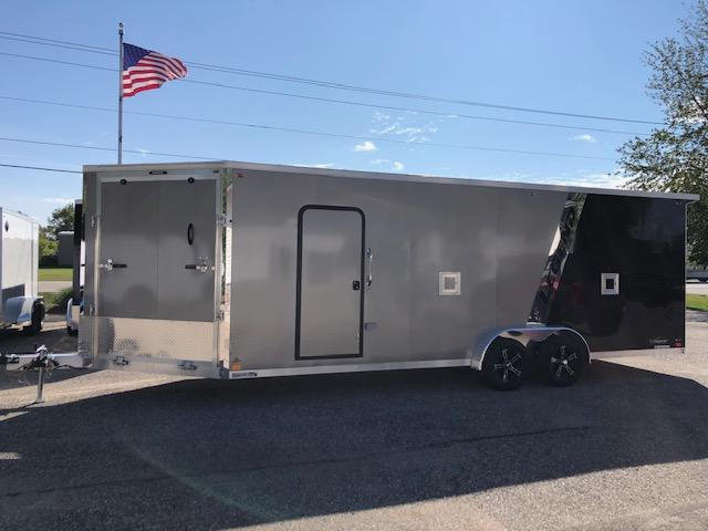 2021 Legend Trailers 7.5X27ETA35 Snowmobile Trailer