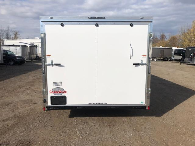 2021 Cargo Mate EHW8524TA2 Car / Racing Trailer