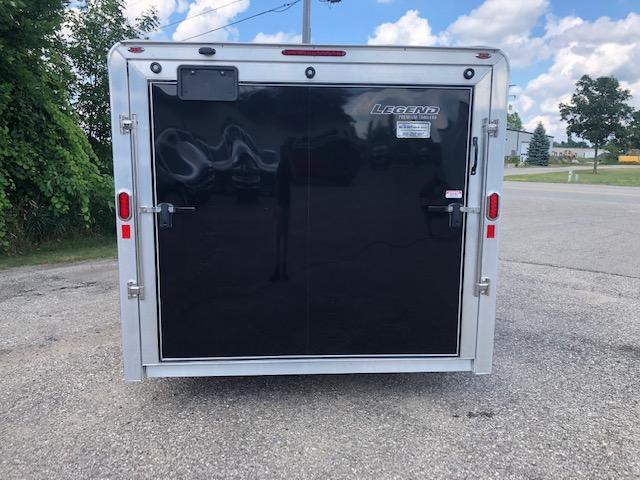 2020 Legend Trailers 8X17DVNTA35 Enclosed Cargo Trailer