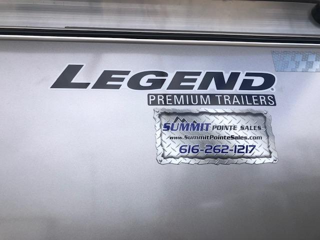 2022 Legend Trailers 8.5X24TMRTA52 Car / Racing Trailer