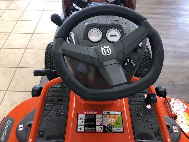2020 Husqvarna TS 354X Lawn Mowers