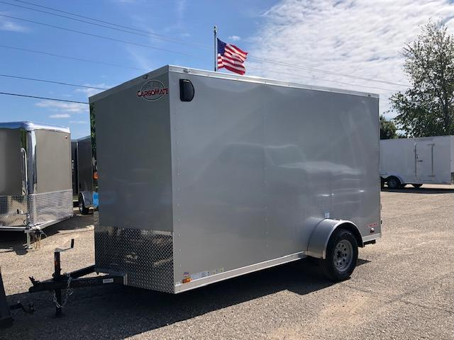 2021 Cargo Mate EHW6.512SA Enclosed Cargo Trailer
