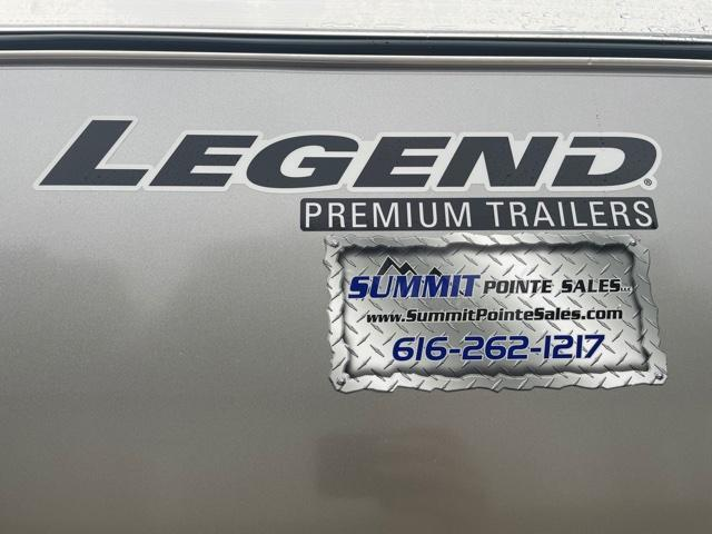2022 Legend Trailers 8.5X22TVTA35 Enclosed Cargo Trailer