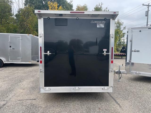 2022 Legend Trailers 7.5X19ETA35 Snowmobile Trailer