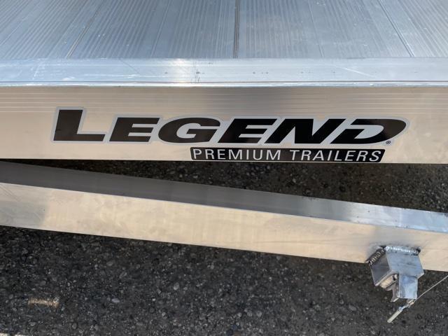2022 Legend Trailers 7x18TCH Equipment Trailer