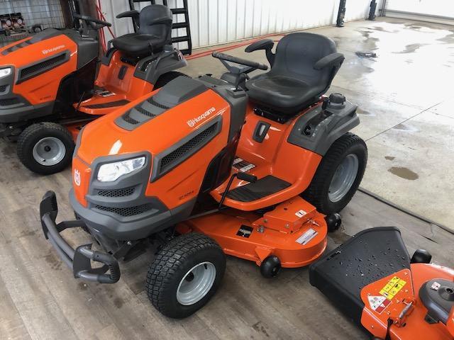 2020 Husqvarna GT 52 XLS Lawn Mower