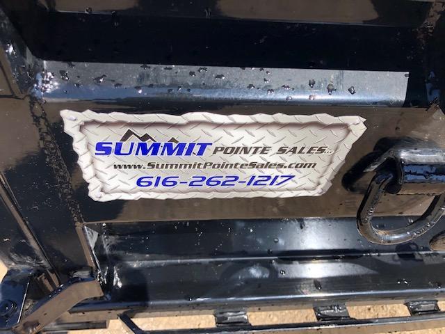 2021 Iron Bull 5X10 SCISSORL LIFT 7K DUMP TRAILER Dump Trailer