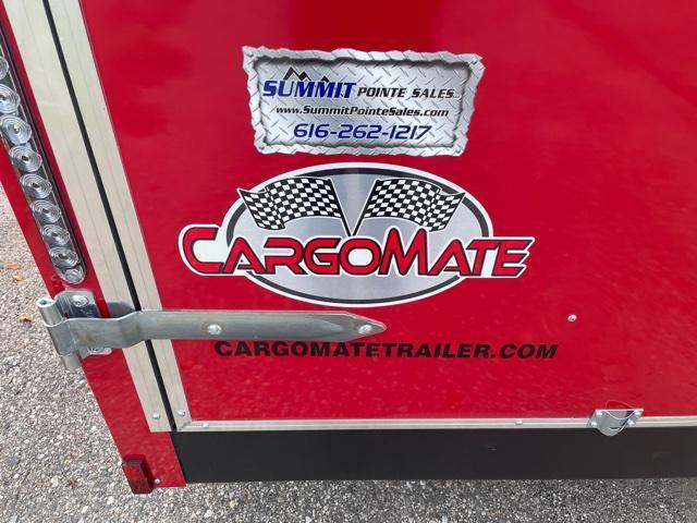 2022 Cargo Mate BL816TA2 Enclosed Cargo Trailer