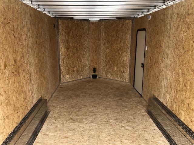 2021 Legend Trailers 8X19FTVTA35 Enclosed Cargo Trailer
