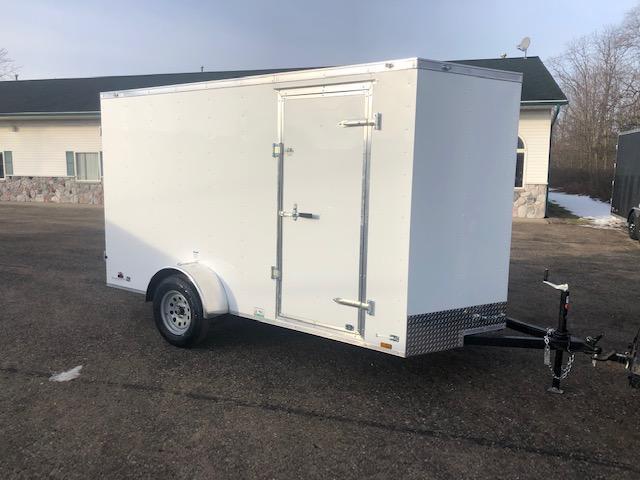 2021 Cargo Mate VNOSE DOUBLE DOOR Enclosed Cargo Trailer