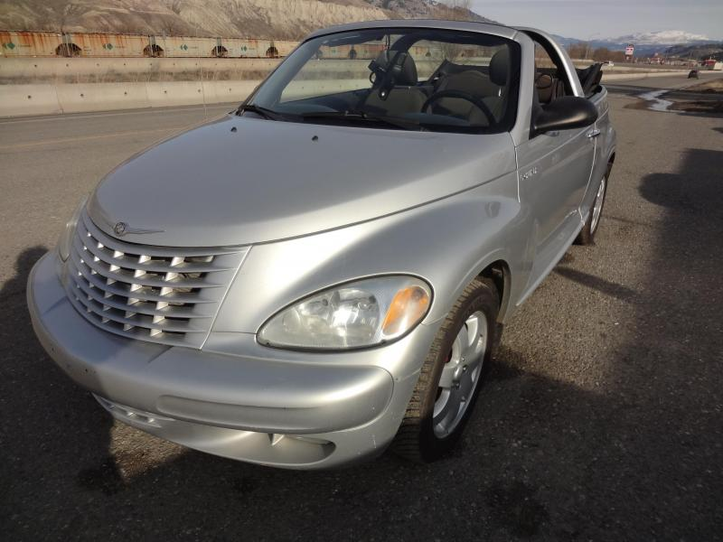 2005 Chrysler PT Cruiser LHD Touring Convertible