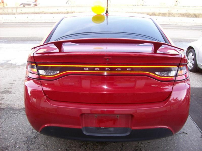 2013 Dodge Dart LTD