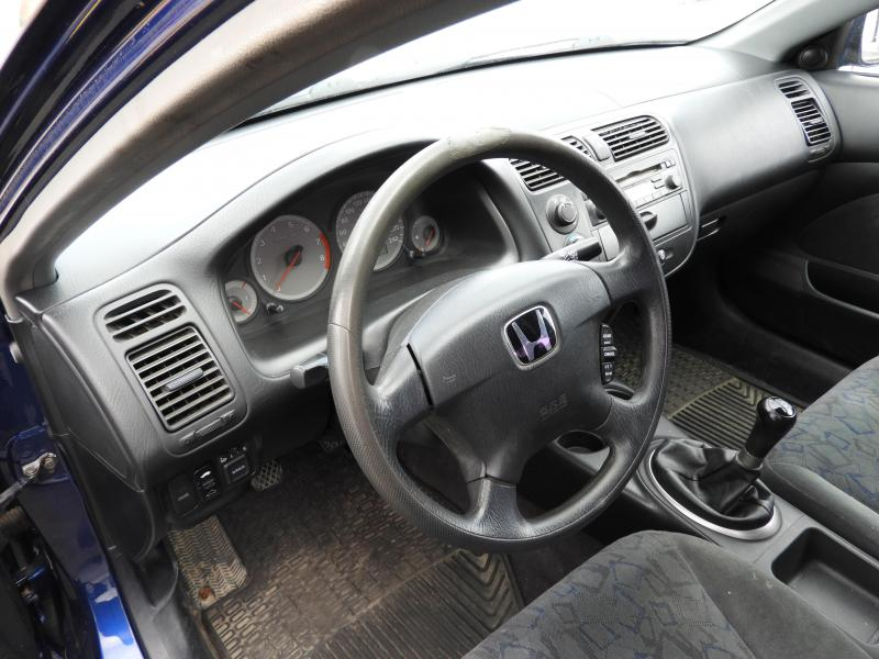 2001 Honda Civic Car