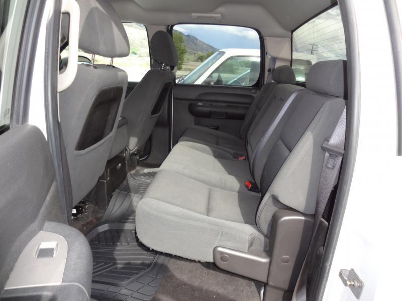 2009 Chevrolet Z71 1500 4x4 Crew cab Truck