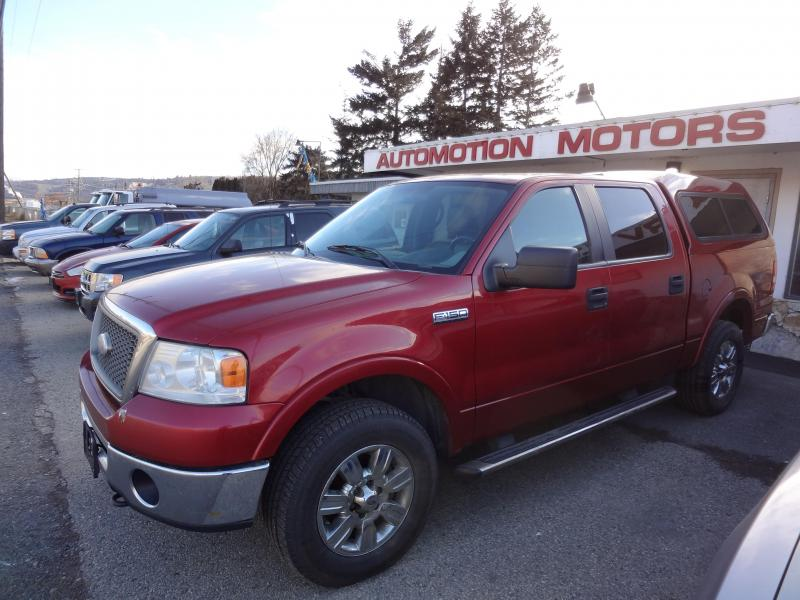 2007 Ford F150 Super crew short box 4x4 Truck