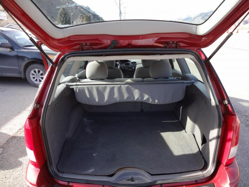 2002 Ford Ford Focus SE Wagon