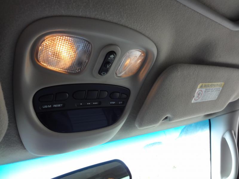 2002 Jeep Liberty 4x4 Limited SUV