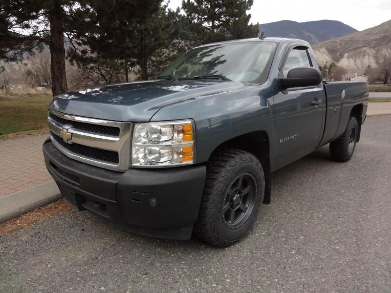 2009 Chevrolet SILVERADO 1500 LONG BOX 4X4 Truck