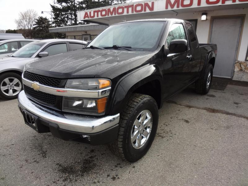 2011 Chevrolet Colorado LT 4x4 Truck