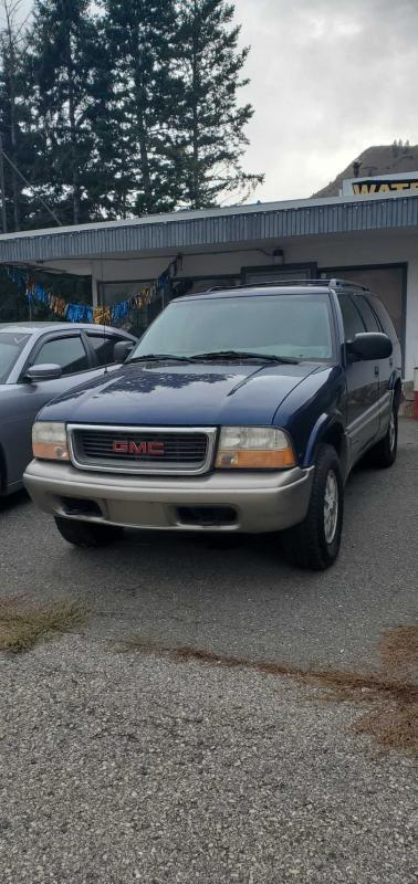 2001 Chevrolet Trailblazer SUV