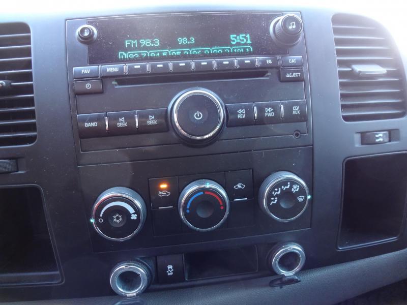 2013 Chevrolet Silverado 1500 4x4 x/cab WT